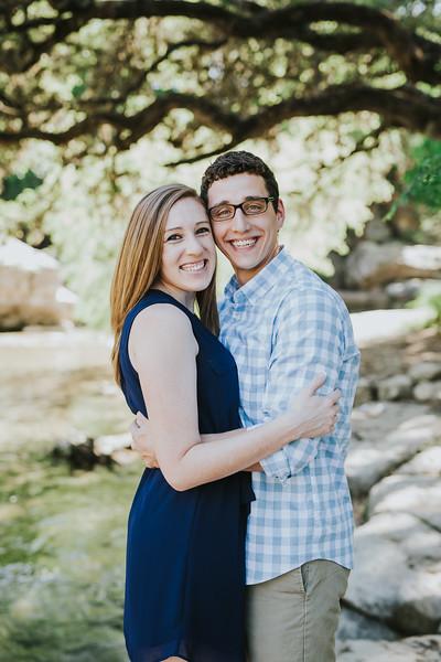 Christina & Adam Engagements