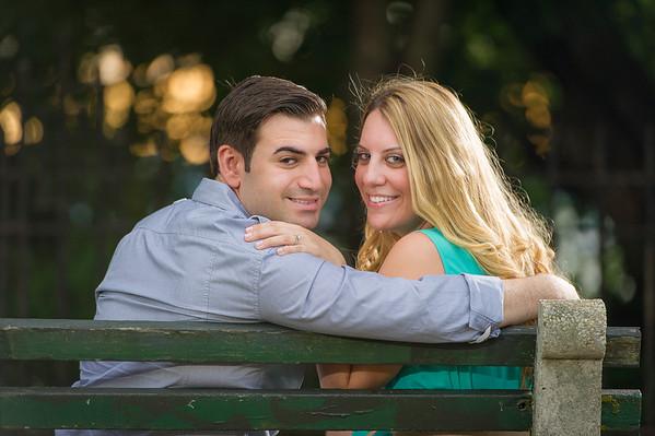 Christina & Niko's Engagement