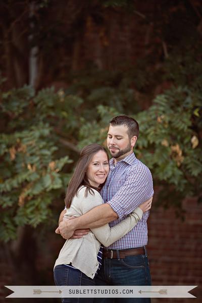Courtney + Tyler Engaged