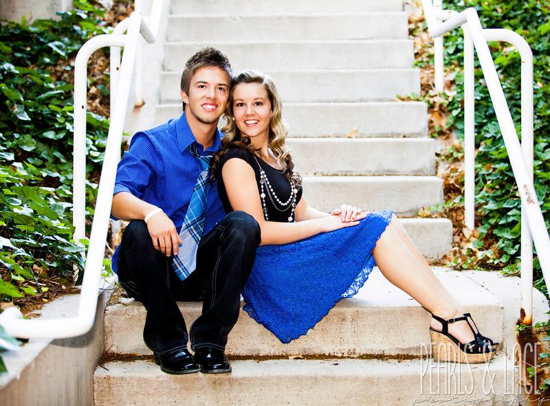 Danielle & Quintin Engagement Session