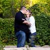 Darcie & Trevor Memory Grove Engagement Session