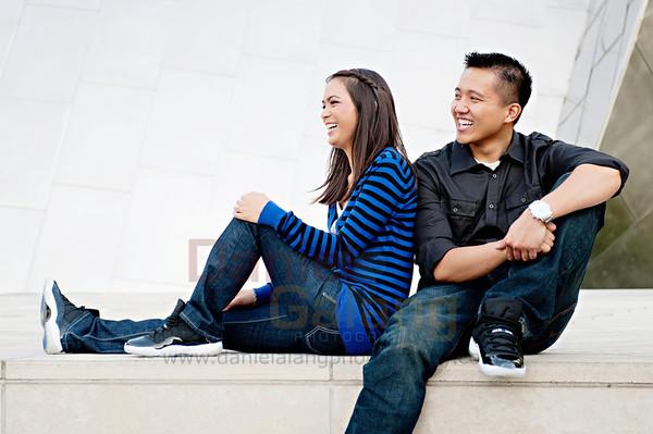 Derrick and Rowena