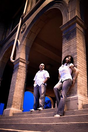 Dominic and Nuha