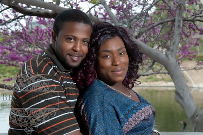 Ebony & Brandon