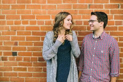Ellie and Skyler Engagements