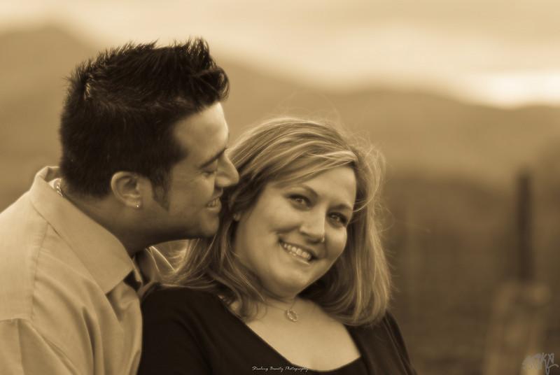 Megan and Chris