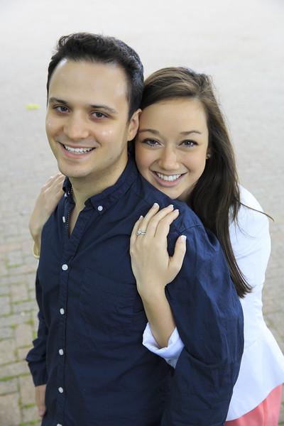 Kristina and Mike
