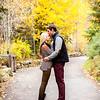 Tiffany & Drake Sundance Engagement Session