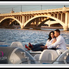 An Engagement Session in Tempe, Arizona.