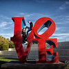 The Love Statue, Scottsdale, Arizona.