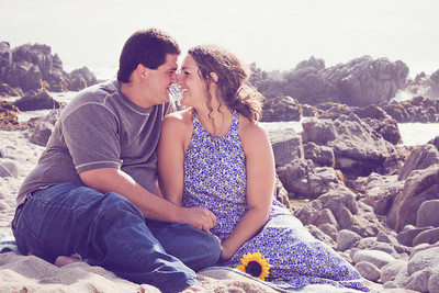 Monterey Bay  Wedding Photographer