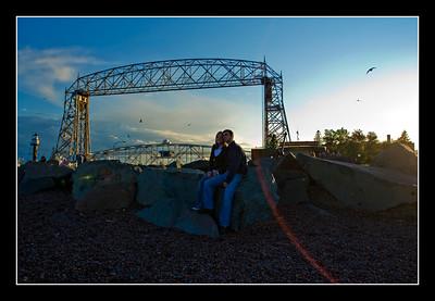 Erica & Tyler's Engagement