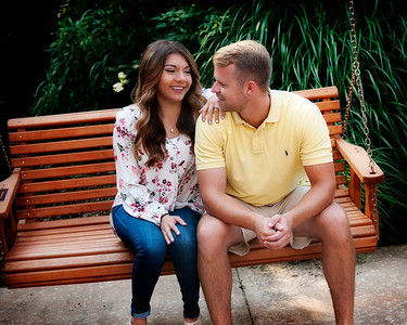 Evelyn and Josh's Engagement Session