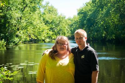 Faith & Ryan - Engaged!