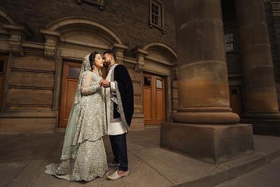 Farheen & Azim Wedding