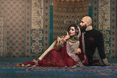 Gul & Omar Wedding