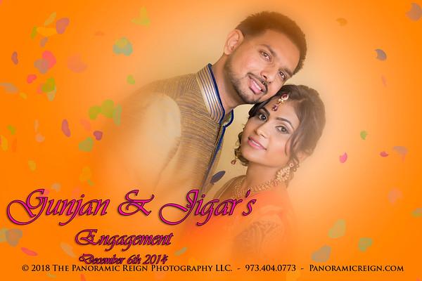 Gunjan & Jigar's ~ Engagement