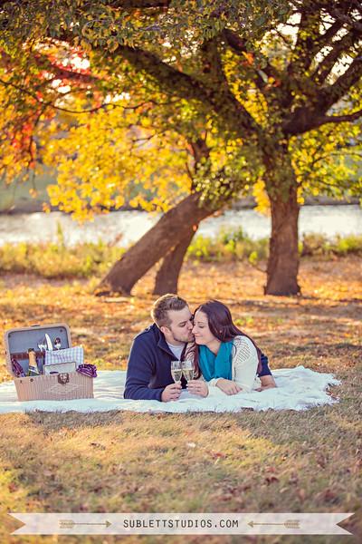 Haylie + Jake Engaged