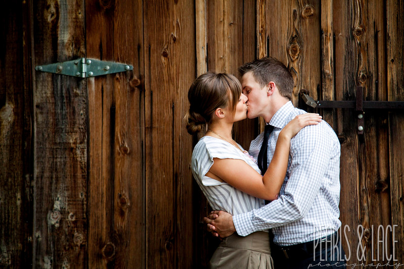 Hilary & Cole Wheeler Farm Engagements