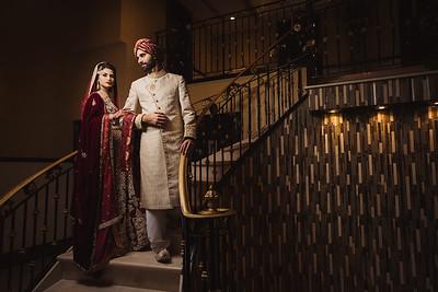 Hina & Muataz Wedding
