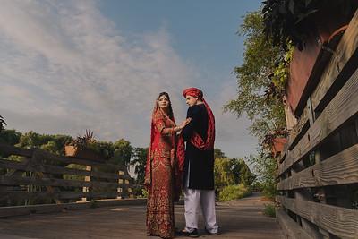 Huma & Danish Wedding