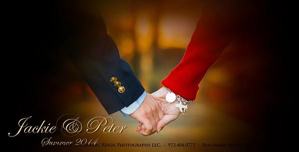Jackie & Peter  ~  Love Story 2014