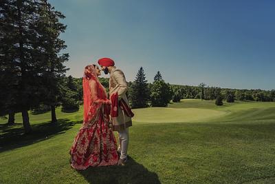 Jaskirn & Parm Wedding