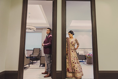Jasmin & Maninder Engagement