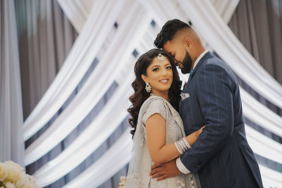Jasmine & Akash Engagement