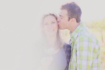 Jen + Nate Engagement