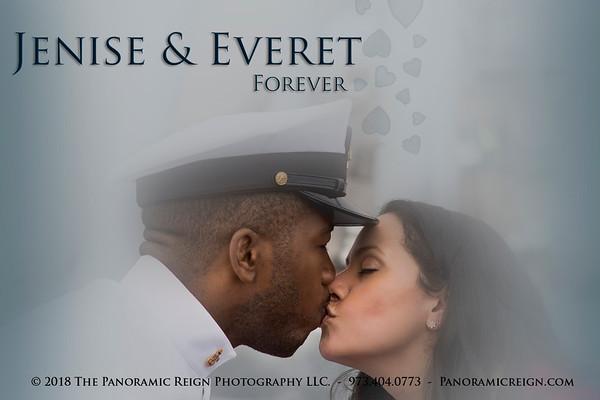 Jenise + Everet ~ Forever