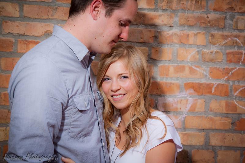 Jenni and Josh
