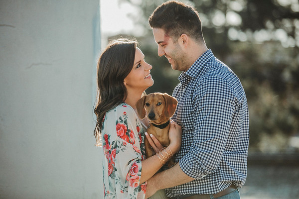 Jessica + Ross Engaged 2018