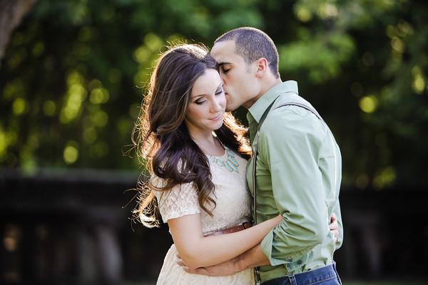 Jessica & Eddie Engagements