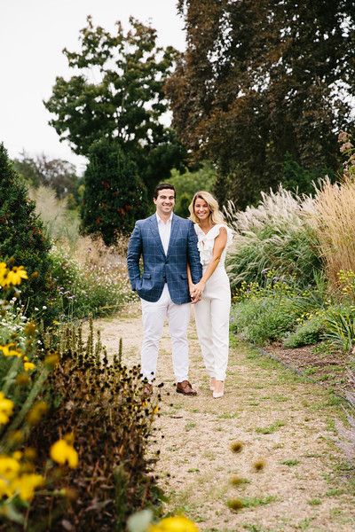 Jimmie + Kate (Botanicals/Portra)