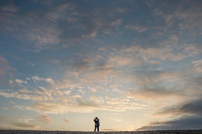 Joe & Ashley, Outer Banks Engagements, Daniel Pullen Photography