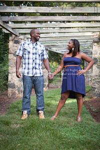 Joe & Chantel: Engaged in Raleigh, NC