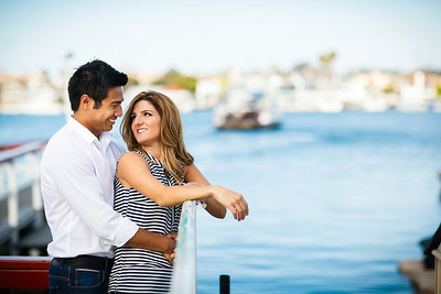 Josiah & Tiffany's Engagement Photos