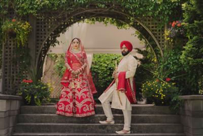 Joti & Ravi Wedding