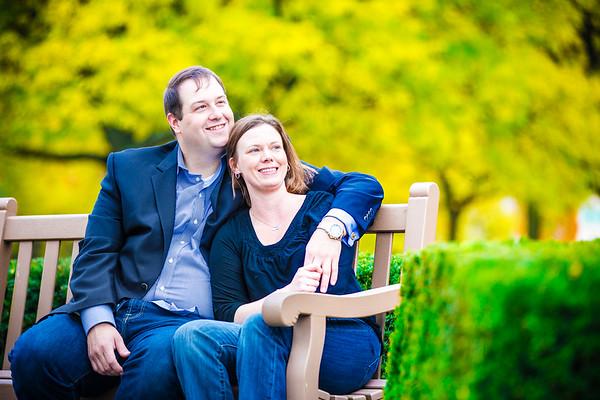 Julie and Steve