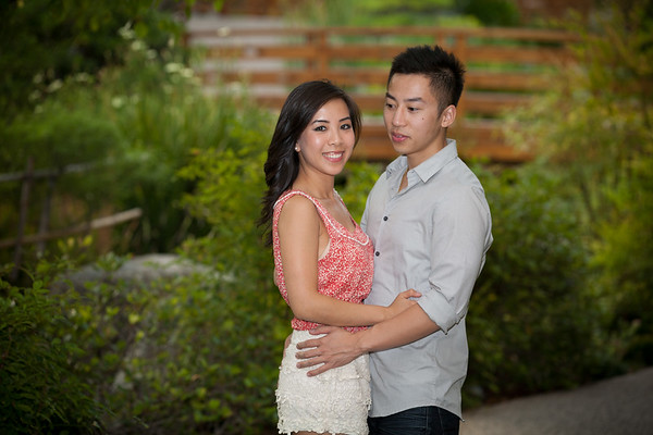 Julie and Toan