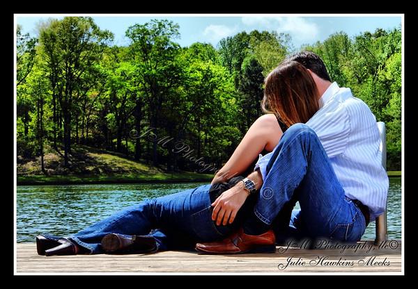 Julie & Brian