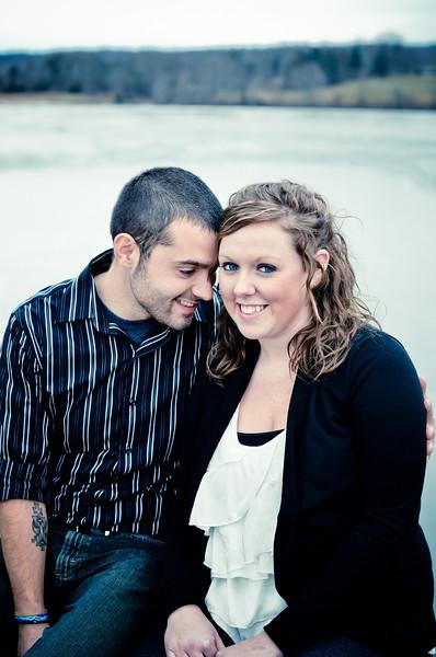 Julie & Aaron