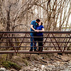 Kaitlyn & Kevin Murray Park Engagements