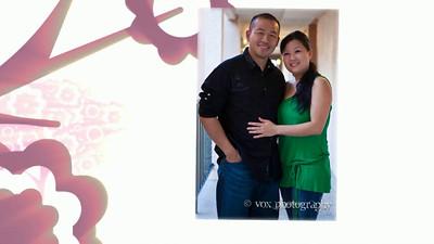 Karen + Alan Lau © VOX Photography