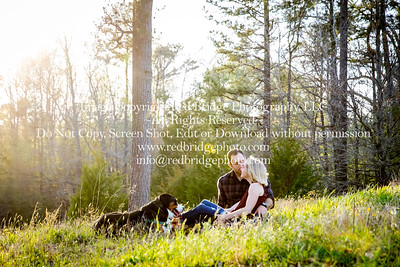 Kate & Nolan : Wake Forest, NC