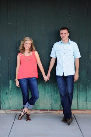 Katie & Tristan