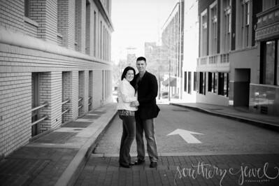 Engagement 001 BW