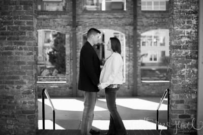 Engagement 009 BW