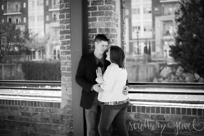 Engagement 005 BW